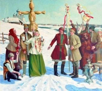 Масленица: История праздника