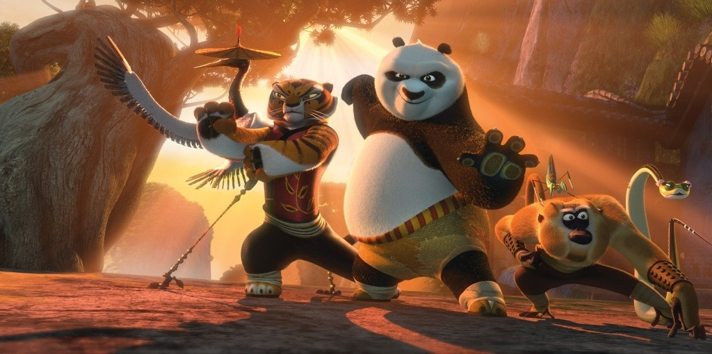 Мультфильм Кунг-фу панда 2