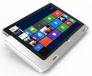 Новый планшетный компьютер Acer Iconia W700, работающий на ОС Windows 8