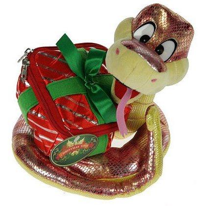 Новый год 2013: Что дарить на год змеи